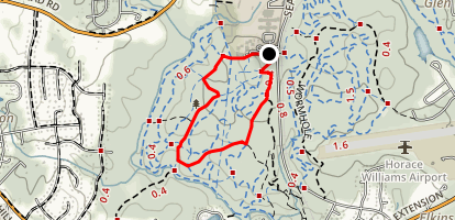 Trip Farm Loop Trail Map