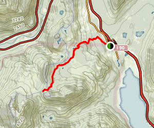 Nordic Pass Trail Map