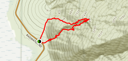 Helios Canyon Map