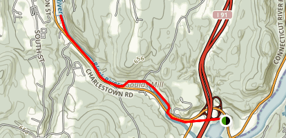 The Toonerville Trail Map