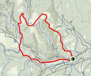 North Bragg Loop Map