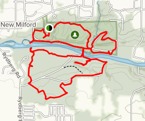 Atwood Park Loop Map