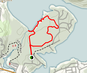 Peninsula Trails  Map