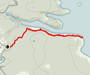 Mud Hole Trail Map