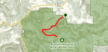 Sneeds Creek Trail Map