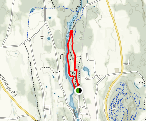 Wright Park Trails Map