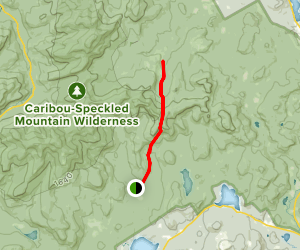 Miles Notch Trail Map