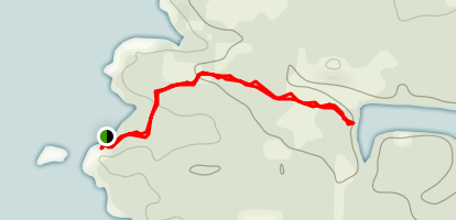 Black Bay Beaver Pond Trail Map