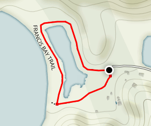 Francis Bay Trail Map
