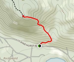 Pasture Trail Map