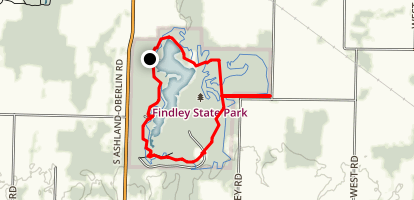 Buckeye Trail Map