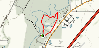 Lodge Park Trail Map