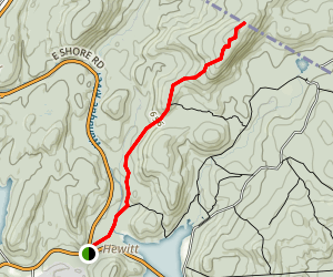 Sterling Ridge Trail Map