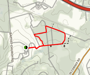 Hoffman Park Trail Map