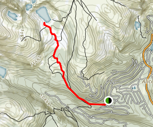 Loch Lomond Trail Map