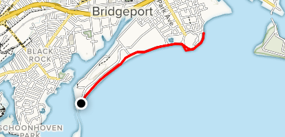 Bridgeport Seaside Beach Path - Connecticut | AllTrails