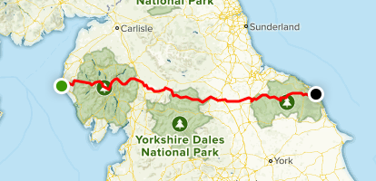 Coast To Coast Walk - Cumbria, England | AllTrails