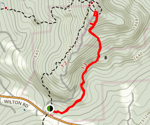 Marion Davis Trail Map