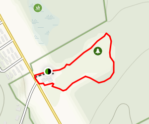 Robert Frost Historic Site Loop Trail Map