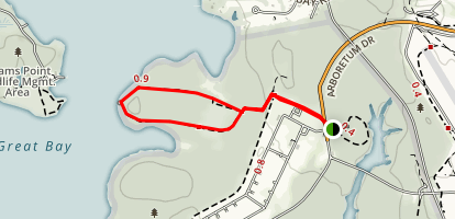 Ferry Way Trail Map