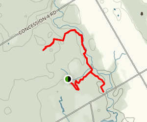Floodplain Trail Map