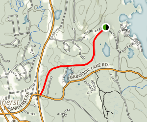 B&M Trail Map