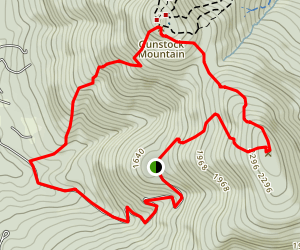 Belknap Saddle Map