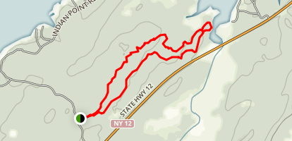 Macsherry Trail Long Loop Map