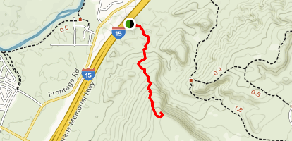 Aspiration Trail Map