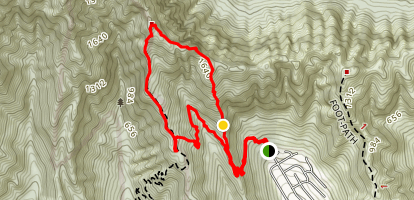 Hahaione to Kuliou'ou Loop Map