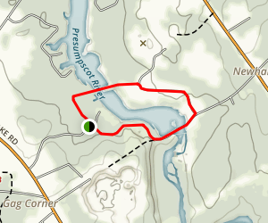 Gambo Property and Shaw Park Map
