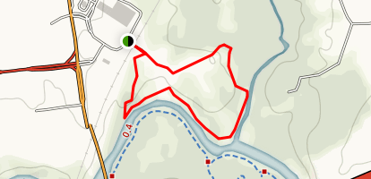 River Point Conservation Area Map