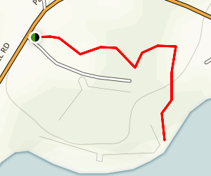 Fort McClary Trail Map