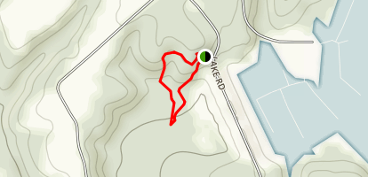 Scott Valley Trail Map