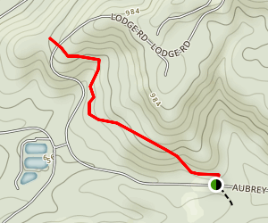 Moonshine Trail Map