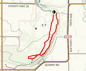 Mound Loop Trail Map