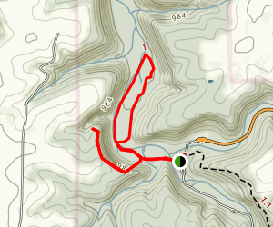 Beaver Creek Valley Trail Map