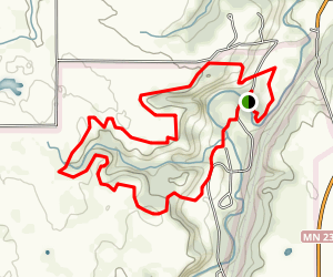 Redwood River Loop Map