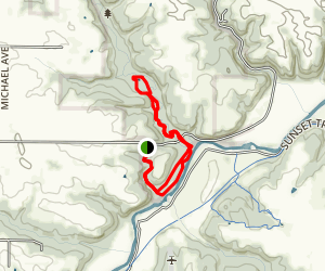 Miesville Trail Map