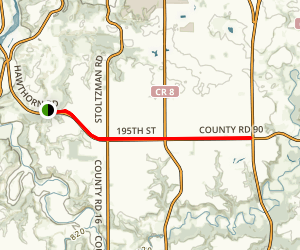 South Route Trail Map