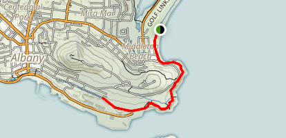 Ellen Cove Boardwalk Map