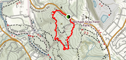 Roaring Camp Loop Trail Map
