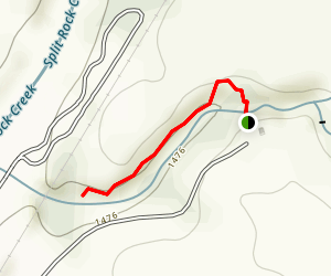 Devil's Gulch Map