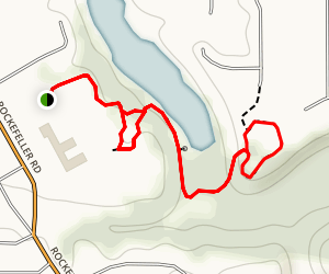 Mason's Landing Trail at Pete's Pond Map
