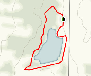 Hubbard Valley Park Loop Map
