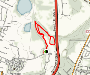 Jeffers Bend Trail Map