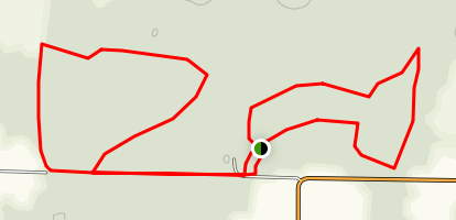Ringwood Forest Loop Map