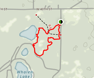 Sheep Ranch Pathway Map