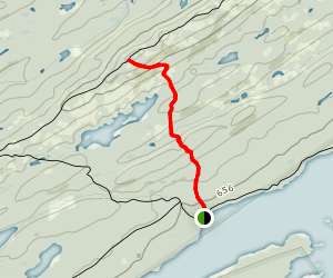Mount Ojibway Trail Map