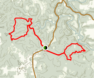 Oriole Trail Map
